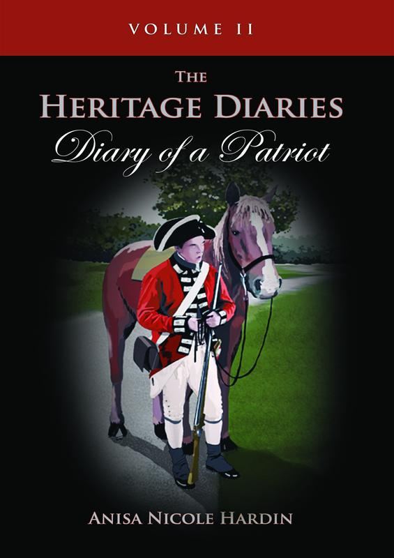 Diary Of A Patriot Front Cover